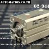 ขายกระบอกลม คอมแพค SMC Model : MQQTB10-10D (สินค้ามือสอง)