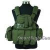 Navy Seals Tactical Molle LBT 6094 สีเขียว