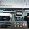 "New.ลูกโม่ .357 แม็กนั่ม WinGun Revolver Co2. Powored 708S 4"" ลูกเบอร์1"