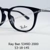 Rayban RX 5349D 2000 โปรโมชั่น กรอบแว่นตาพร้อมเลนส์ HOYA ราคา 3,600 บาท
