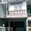 ทาวน์เฮ้าว์ 2 ชั้น มบ.บ้านบึงวิลล่า3 ถ.ชุลบุรี-บ้านบึง ต.บ้านบึง อ.บ้านบึง จ.ชลบุรี