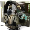NEW Z.Tactical Comtac II Headset 041 Comtac II Headset Color:Olive Drab With New Military Standard Plug Not include PTT ราคาพิเศษ