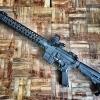 New.Strike Industries Viper Mod 1 Mil-Spec Carbine Stock for M4 Cmmg / M16 5.56 Series Black / Red ราคาพิเศษ