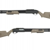 New.ลูกซอง M870 M3 Magpul Tactical แรง 450 fpa สีดำ สีทราย ราคาพิเศษ