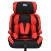 คาร์ซีท Fico รุ่น HB635 สีแดง/ดำ (คาร์ซีทรุ่นนี้เหมาะสำหรับเด็กอายุ 9 เดือน - 12 ปี)