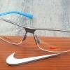 NIKE BRAND ORIGINALแท้ TITAUIUM 6055/1 034 กรอบแว่นตาพร้อมเลนส์ มัลติโค๊ตHOYA ป้องกันรังสีคอม 6,500 บาท