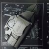 "New.INSIDE WAISTBAND HOLSTER ใช้งานกับ S&W M&P Shield .40 3.1"", 9mm 3.1"" ราคาพิเศษ"
