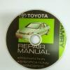 คู่มือการซ่อมรถฉบับซีดีรอม TOYOTA CAMRY 2002-2006