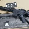 New.ปืนยาว M4 E&C 803 บอดี้เหล็ก ราคาพิเศษ