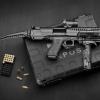New.ชุดแต่ง KPOS GLOCK 17, 18, 19, 22, 23, 25, 31, 32, 37, 38 gen 3 and gen 4 pistols - ใช้งาน กับ ปืนจริง - วัสดุอะลูมีเนียม CNC แข็งแรง - พานท้ายก้านเหล็ก พับเก็บได้ - คันรั้งสไตล์ M4 / M16 / AR - มาพร้อม กริ๊ปมือ FGGK พับและปิดโกร่งไกปืนได้ ของมีจำนวนจ