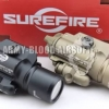New.Surefire X400 LED WeaponLight with Laser New Type (BK)prev next ราคาพิเศษ