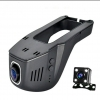 Hidden Wifi Car Dvr Dual Lens
