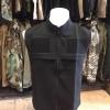 New.เสื้อกั๊กยุทธวิธี ตำรวจจู่โจม สีดำ ไซร์ S / M / L / XL / XXL ราคาพิเศษ