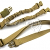 PJ Tactical Single Point Bungee Sling (DE)prev next
