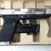New.WE Glock35 เฟรมดำ สไลด์เงิน ท่อทอง เซมิ-ออโต้ ราคาพิเศษ