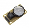 DS1302 RTC Real Time Clock Module with CR2032 3V Battery (บอร์ดเก็บค่าเวลา)
