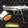 New.Beretta M9A1 สีเงิน Keymore ราคาพิเศษ