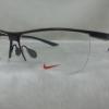 NIKE BRAND ORIGINALแท้ TITAUIUM 6055/2 245 กรอบแว่นตาพร้อมเลนส์ มัลติโค๊ตHOYA ป้องกันรังสีคอม 7,200 บาท