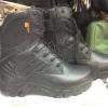 New.รองเท้า ข้อยาว DELTA TACTICAL BOOTS ผ้า CORDORA สีดำ ราคาพิเศษ