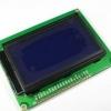 LCD 128x64 Dots Graphic สีฟ้า