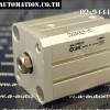 ขายกระบอกลม คอมแพค SMC Model : CDQSKB25-15D (สินค้ามือสอง)