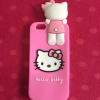 ซิลิโคนแมวชมพู เกาะหลัง iphone6/6s