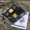 Navy Seal SOF LA-5 PEQ15 Battery Case W/ red laser (BK)