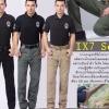New.กางเกงยุทธวิธีผ้าขายาวรุ่น IX7 สีดำ สีทราย สีเขียว ราคาพิเศษ