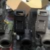 SureFire V85A Style Polymer Speed Flashlight Holster
