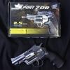 New.WinGun Revolver ลูกโม่ 2.5 นิ้ว 708 Co2 ราคาพิเศษ