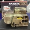 New.L-3 EOTech HWS EXPS3 Style Holographic Red Green Reflex T-Dot Sight with QD Mount Side Button (A-TACS)prev next