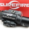 Surefire X400 LED WeaponLight with Laser New Type (BK)