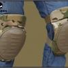 New.สนับเข่า / ศอก รุ่นใหม่ Emerson Tactical Military Protective Kneepad Set สีดำ / สีทาาย / ลายมาดิเคม ราคาพิเศษ