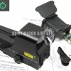 552 Red / Green Dot Sight With Scope Cover & QD Mount (BK)