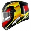 SHARK SPEED-R 2 STARQ Black Yellow Red KYR/HE4708
