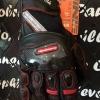 ถุงมือ GK160 สีดำ/แดง (ทัชสกรีนมือถือได้)