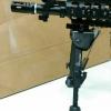 "UTG Super Duty Op Bi-pod w/QD Lever Lock, Center Ht: 6.0""- 8.5"" Leg Leng:5.5""-8.0"""