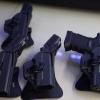https://youtu.be/VsWr5B01xGQ New.ซองปืนสั้น พกนอกปลดเร็ว / ซองแม็กคู่ imi Glock 17 / 19 / 26 ราคาพิเศษ