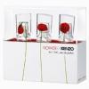 น้ำหอมแท้ 100 EU (no box) FLOWER BY KENZO set ขวดละ 15 ml. มี 3 ขวด