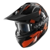 SHARK EXPLORE-R CISOR Black Orange Black KOK/HE6158