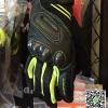 ถุงมือ GK167 สีดำ/เหลือง(สะท้อนแสง) (ทัชสกรีนมือถือได้)