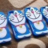 ซิลิโคนแมวสีฟ้าเต็มตัว iphone6/6s
