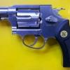 """ปืนลูกโม่อัดแก๊สGunHeaven 2"""" Silver Co2 Revolver Price 3,500 ฿. ✔ผลิตที่ Made in Taiwan ✔ขนาดลำกล้อง 2 inch Barrel ✔ความยาว Length : 210mm ✔ความแรง Velocity of Muzzle: 460Fps. ✔ปลอกกระสุน Magazine Capacity: 6 Rounds"""