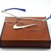 NIKE BRAND ORIGINALแท้ TITAUIUM 6055/2 048 กรอบแว่นตาพร้อมเลนส์ มัลติโค๊ตHOYA ป้องกันรังสีคอม 6,500 บาท