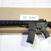 New.E&C 840 ปืนยาวไฟฟ้า (ตระกูลM4) JR Custom Gen.2 เวอร์ชั่น JR Custom เจนทูหรือเจนสองคือ ปืนที่ทำการอัพเกรดอุปกรณ์ภายในมาจากโรงงาน อุปกรณ์ที่ทางโรงงานอัพเกรดมาได้แก่ -ลูกสูบฟันเหล็กจากโรงงาน เหนียว ทน -บูทแบริ่ง8มม อย่างดี จากโรงงาน ทน แน่นอ ราคาพิเศษ