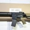 New.E&C 603 ปืนยาวไฟฟ้า (ตระกูลM4) JR Custom Gen.2 เวอร์ชั่น JR Custom เจนทูหรือเจนสองคือ ปืนที่ทำการอัพเกรดอุปกรณ์ภายในมาจากโรงงาน อุปกรณ์ที่ทางโรงงานอัพเกรดมาได้แก่ -ลูกสูบฟันเหล็กจากโรงงาน เหนียว ทน -บูทแบริ่ง8มม อย่างดี จากโรงงาน ทน แน่นอ ราคาพิเศษ