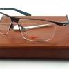 NIKE BRAND ORIGINALแท้ TITAUIUM 6055/2 245 กรอบแว่นตาพร้อมเลนส์ มัลติโค๊ตHOYA ป้องกันรังสีคอม 6,500 บาท