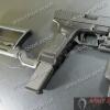 New.TAC Retractable Stock For Glock(BK)prev ราคาพิเศษ