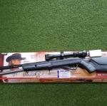 New.อัดลมBenjamin Shockey Steel Eagle 5.5mm.cal. with Scope Air Rifle เบอร์ 2 Price 2×,500 THB. ✔โช๊คแก๊ส Nitro ✔Scope Center Point 3-9×32 ราคาพิเศษ