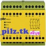 PilZ 775695 PNOZ 1 24VDC 3n/o 1n/c LiNE iD : PILZ.TK